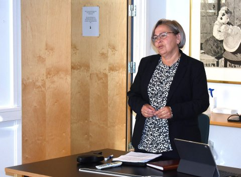 VIL SØKE : Helse og omsorgssjef i Kongsberg Tone Merete Svenkerud, sier at kommunen ikke vil la muligheten gå fra seg dersom lignende midler blir tilgjengelig på nytt.