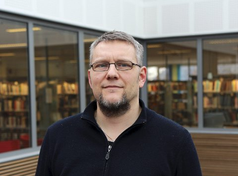 PLATEAKTUELL: Morten Mediå (50) har nettopp lansert sitt første soloalbum.