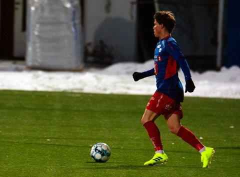 Sander Finjord Ringberg leverte bra for TUIL mot HamKam søndag, men TUIL tapte 2-5.