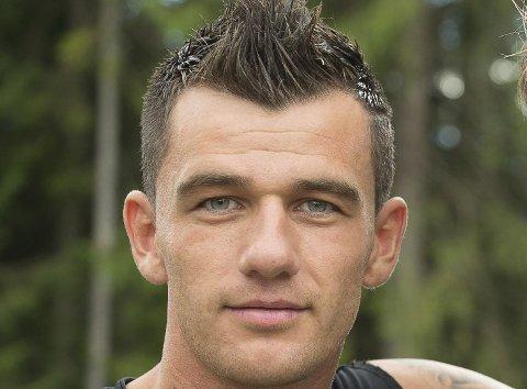 Rocky Lekaj har scoret sitt første mål for Kristiansund.