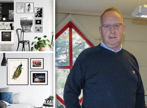 Stefan Gunnar Wallin har lagt Ariel Foto-konkursen bak seg, og satser nå for fullt på