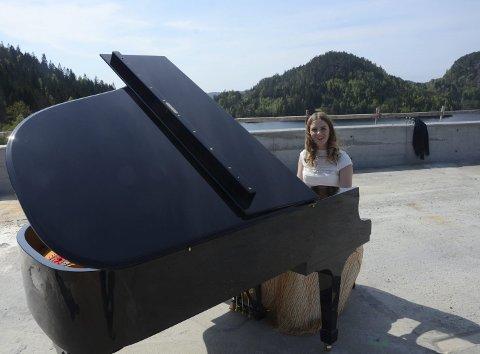 Maren Selvaag har gitt u sin første soloplate.Foto: Bjørn-Tore Sandbrekkene