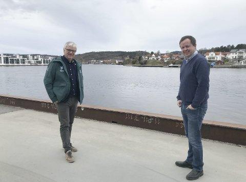 Kåss og Kjeldal ber folk i Porsgrunn og Bamble om å ikke reise til kommunene rundt Nordre Follo.