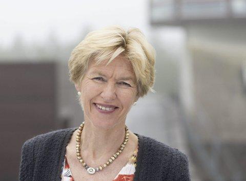 SNUDD: Anne Cathrine Frøstrup kom til en region som var mest opptatt av å klage, følte hun. Men dette har snudd, og hun gir Ringerike Utvikling en del av æren for det.