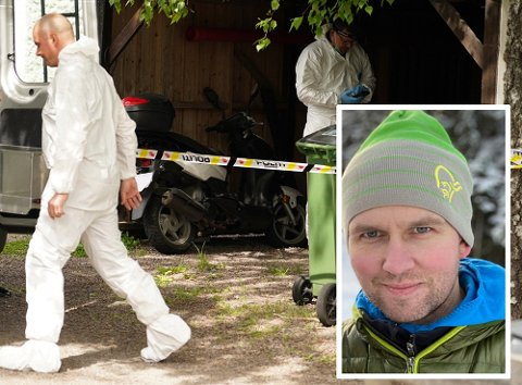 DREPT: Politiet mener, ifølge VG, at avdøde Kristian Løvlie ble lurt inn i garasjen der han ble drept.