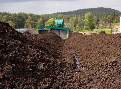 FÅR JA: Lindum Oredalen har fått en midlertidig tillatelse til å ta imot mer forurenset masse. Arkivfoto