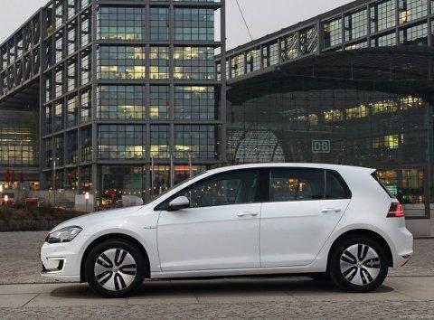 Golf er Norges mest solgte bilmodell – og Norges mest solgte elbil.