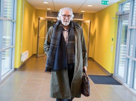Venstres Carl-Erik Grimstad mener Venstre bør vurdere å gå ut av regjeringen dersom den åpner for et deponi i Brevik. Foto: Vidar Ruud / NTB Scanpix