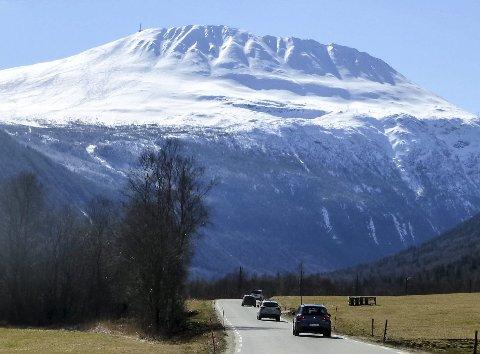 Gaustatoppen: Etter havområdene utenfor Langesund, Jomfruland og Portør er det området rundt Gaustatoppen som er mest populært når det gjelder askespredning i Telemark.