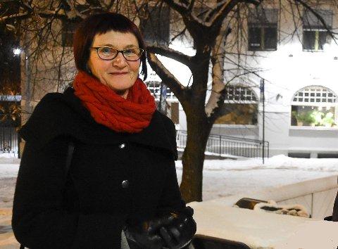 VIKTIG FOKUS: Marit Holm ønsker at mobbetema er obligatorisk på alle personalmøter i skolene og på rektormøtene for å holde temaet varmt og aktuelt bestandig. Det var resten av Tjenesteutvalget helt enige i. (Arkivfoto)