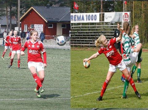 Bytter klubb: Mali Motrøen Trøan, til venstre, og Kari Sollid Nordvang har begge signert for RBK.