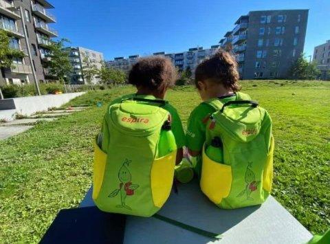 AVBRUTT TUR: Barna i Espira Marienfryd barnehage har blitt bedt om å forlate lekeplasser på grunn av støy. Det får flere til å reagere.