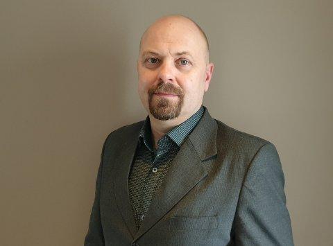 Geir Arne Ystmark blir ny sjef i Mattilsynet.