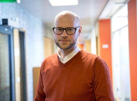 BEDRE: Skolebyråd Pål Hafstad Thorsen (Ap) mener variasjonene i SFO-tilbudet er for store og vil heve kvaliteten på tilbudet for å få flere elever til å bruke det. – Jeg vil også få utredet muligheten for gradert foreldrebetaling, sier han. ARKIVFOTO: MADS TRELLEVIK