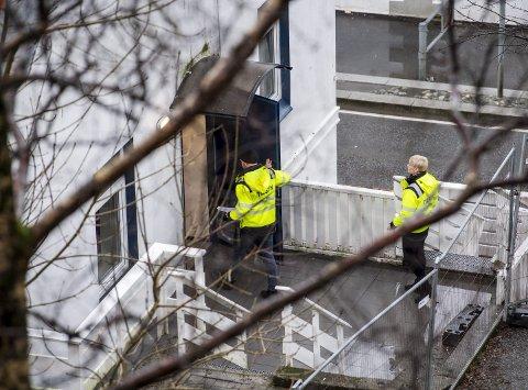 Tirsdag  hadde kommunen befaring ved hospitset i Møllendalsveien 19. ARKIVFOTO: EIRIK HAGESÆTER