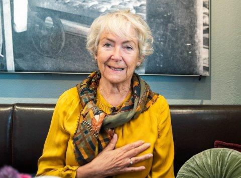 Hanne Skotvedt. Importerte og solgte bilmerket Honda  I Drammen