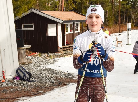 Isak Aleksander Draugsvoll Holm, MIF(G 13 år).
