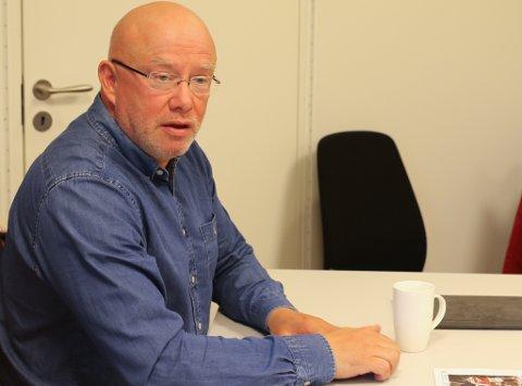 Kommunalsjef for samfunn, kultur og miljø, Rolf Bjarne Sund.