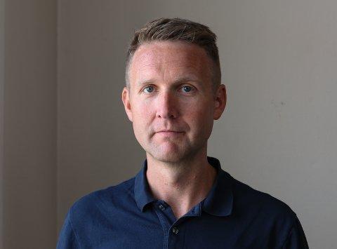 Kjell-Arne Nordgård er ikkje veldig bekymra kring smittesituasjonen i kommunen.