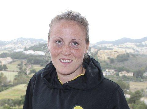 LANDSLAGSAKUTELL: Isabell Herlovsen takket midlertidig nei til landslaget da hun flyttet til Kina. Nå er hun ønsket tilbake av landslagssjefen.