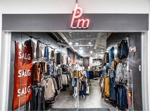 KONKURS: De 51 Kjeden bak Pm-butikkene i Norge gikk konkurs i foorige måned. Butikken i Torvbyen hadde totalt fem ansatte. Foto: