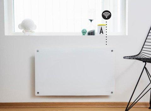 Panelovner kan styres med mobilen, enten ved å koble på en egen kontakt eller kjøpe moderne utgaver med integrert trådløst nett.
