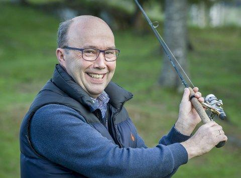 Senior: Ole Einar Bakke har startet Tverrpolitisk seniorliste og vil gjerne bli et tydelig talerør for de over 60. FOTO: JENS HAUGEN