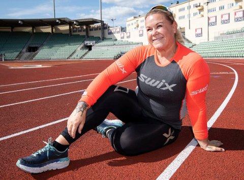 Tina Hermansen, treningsblogg, Bislett
