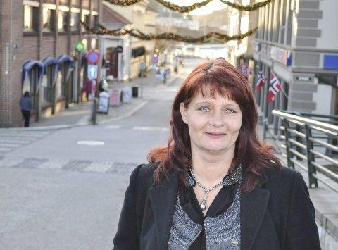 POLITIKER: Kirsti Brække Myrli