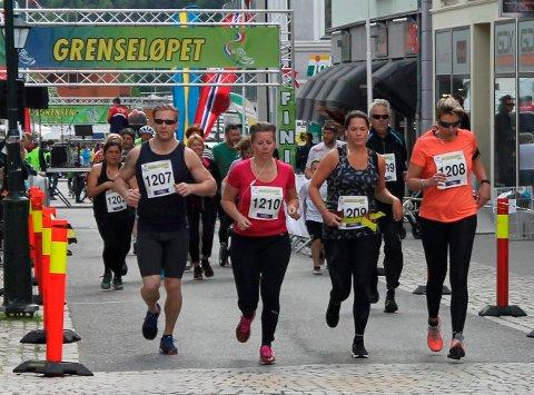 Grenseløpet ble arrangert første gang i 2016. I år lover Grenserittet-organisasjonen at mosjonsløpet skal bli bedre og mer spektakulært.