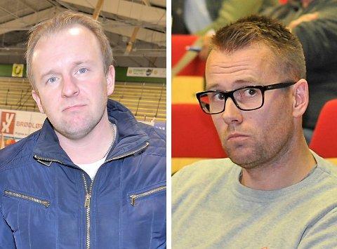 SLÅR TILBAKE: Mads Kjernsholen (tv) og Anders Evensen kjenner seg ikke igjen i kritikken fra Jens Myhren.