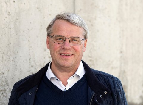 KJØPTE KONKURRENT: Konsernsjef i Berge Sag, Rolf L. Sjursen