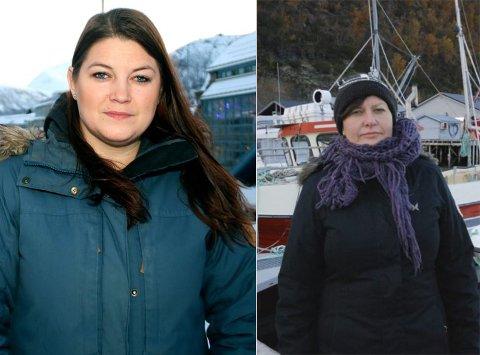 KREVENDE: Cecilie Myrseth i Troms Ap mener arbeidet med den nye avtalen har vært krevende nok, og slår fast at det ikke blir noen ny avtale mellom Troms og Finnmark. Helga Pedersen i Finnmark Arbeiderparti vil imidlertid ha omkamp.