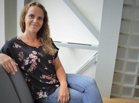 SØKER: Siri Kristin Strand fra Røra er blant søkerne på oppvekts- og velferdsdirektør i Trøndelag. 42-åringen jobber i dag som fagleder ungdomsarbeid og Kriminalitetsforebyggende koordinator (SLT), i Verdal kommune.