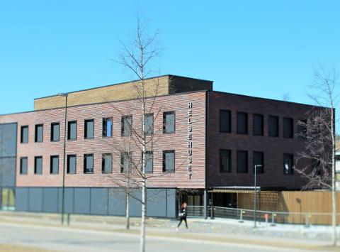 Mange tjenester samlet: Mange innbyggere i Aurskog-Høland vil besøke dette bygget framover.