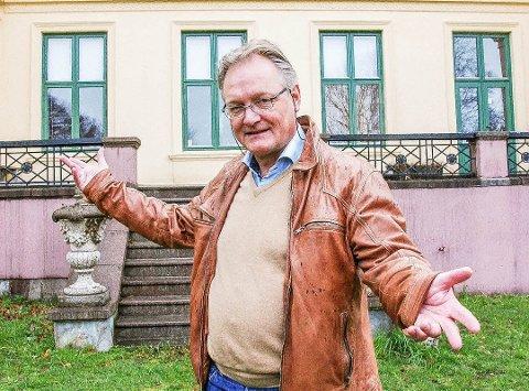 NY EIENDOMSDIREKTØR: Ragnar Slaastad Studsrød starter i KKE på nyåret.