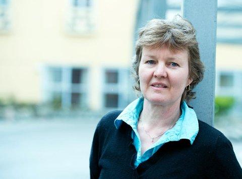 NY JOBB: Hilde Lisbet Heggelien har fått ny jobb i Nore og Uvdal.