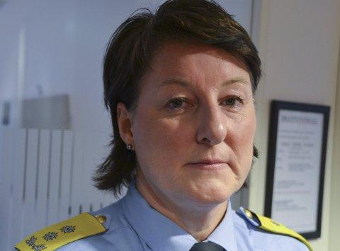 Valgte Sortland: Politimester Tone Vangen valgte Sortland som tjenestested der ledelsen for politiet i Lofoten og Vesterålen skal sitte.