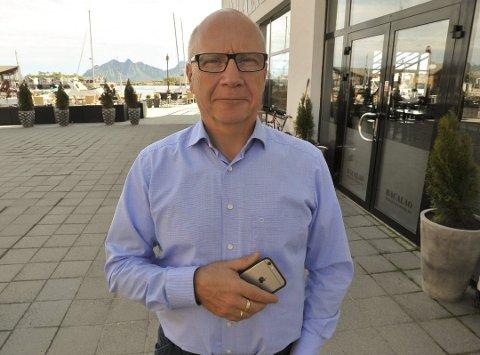 GODT ÅR: Knut Pedersen eier Advokatfirma Knut Pedersen AS som fikk et overskudd før skatt på 2,3 millioner kroner i 2020