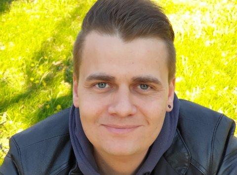 Bjørge Marckus Huth, Senterpartiet i Moss