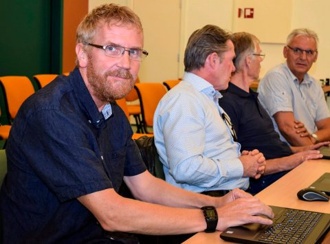 """Henning Antonsen har vært med på flere runder om skolestruktur i Gran. Nå skal han lede arbeidet med """"Oppvekst 2040"""" i Østre Toten."""