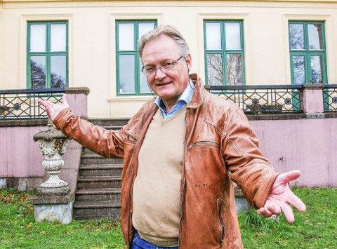 TILBAKE? Ragnar Studsrød stod i stormen da han var daglig leder for Larvik kommunale eiendom. Nå vil han bli kommunalsjef.