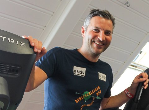 Morten Romslo fra Mosjøen hadde flaksen på sin side i fjor. Gevinsten han vant på Vikinglotto er en av de største utbetalingene som noensinne er gjort i Norge.