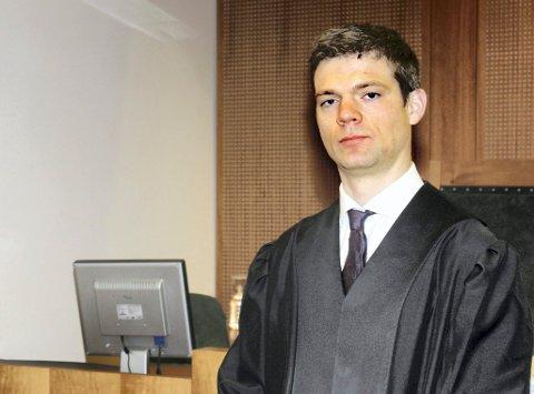 FORSVARER: Advokat Ole-Kristian Ringnes oppnådde redusert straff på vegne av sin klient.