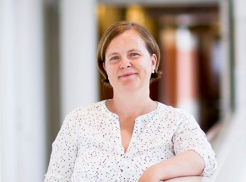Næringssjef i SKedsmo, Maria Hoff Aanes.
