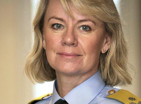 Ida Melbo Øystese, fungerende politimester i Øst politidistrikt.