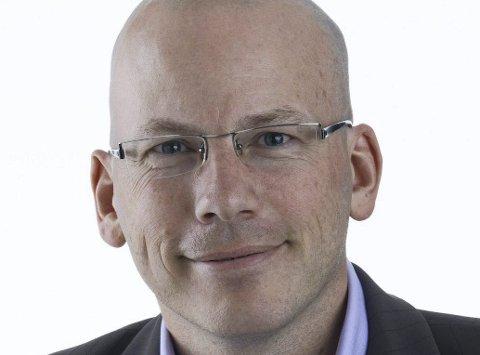 Generalsekretær Tommy Skar i LHL Hjerneslag.