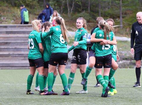 FEKK ORSAKING: Kaupanger Fotball har orsaka til Jannike Orrestad Andersen (21) etter at ho ikkje fekk lov til å møta på trening. Saka gjer at Stian Frøiland no trekkjer seg som leiar for damelaget.