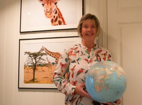 Gro Anet Holme Brastad har jobbet årevis i reiselivsbransjen - de 20 siste med sitt eget firma Paradisreiser.