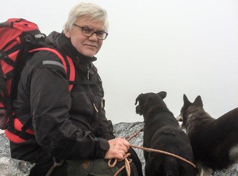 PENSJONIST: For ett års tid siden gikk Svein Bakkalia over til å bli pensjonist etter å ha avsluttet yrkeskarrieren med åtte gode år i Notodden kommune. - Den jobben ga meg mye, og jeg lærte mye om meg selv og andre.